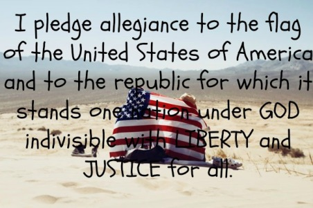 Allegiance to America