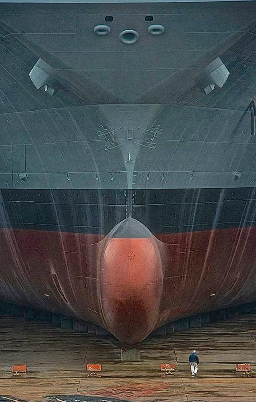 Aircraft Carrier USS Gerald R. Ford