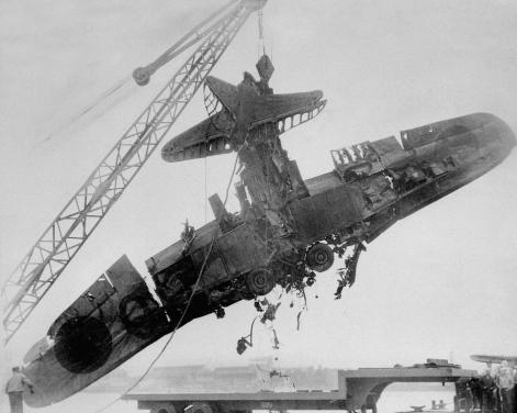 Torpedo plane