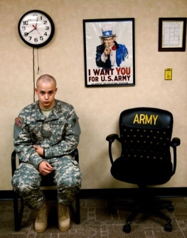 In the Army Now