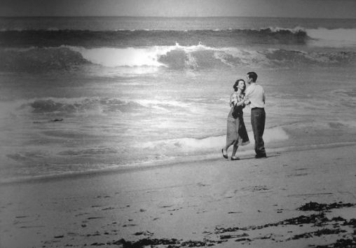 1955 Pulitzer Prize, Photography, John L. Gaunt, Los Angeles Times Gaunt finds a distraught young couple by the shoreline. Moments before, their 19-month-old son was playing happily in their yard. Somehow, he wandered down to the beach. He was swept away by the fierce tide.