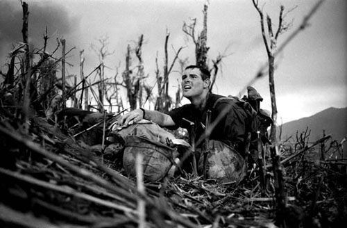 Corpsman in Anguish 1967