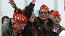 Code Talker veterans