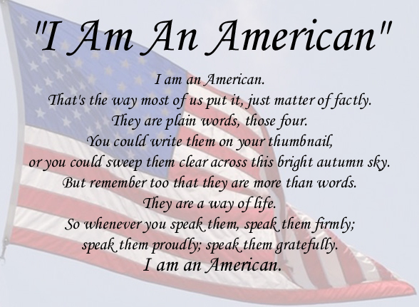 American (Navy) Creed