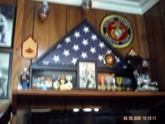 Medals and Old Glory