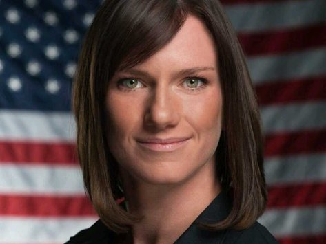 1st Lieutenant Kristi Koplin, Bobsled and Skeleton