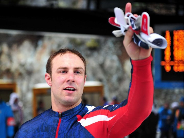 Sergeant Nick Cunningham, Bobsled and Skeleton