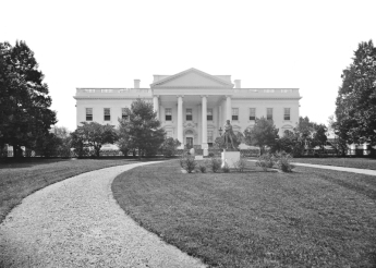 White House during the Lincoln Administration