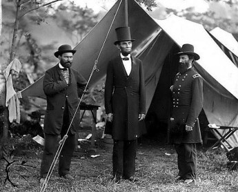 Lincoln during the Civil War