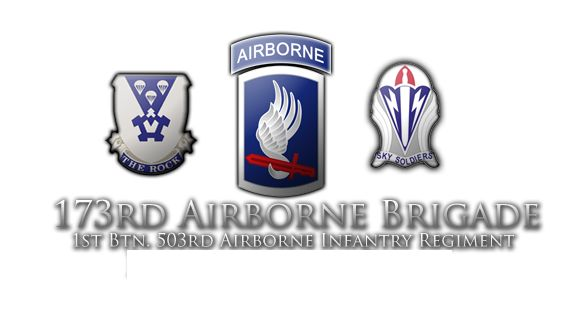 Boots on the Ground: 173rd Airborne Brigade – Maiden on the