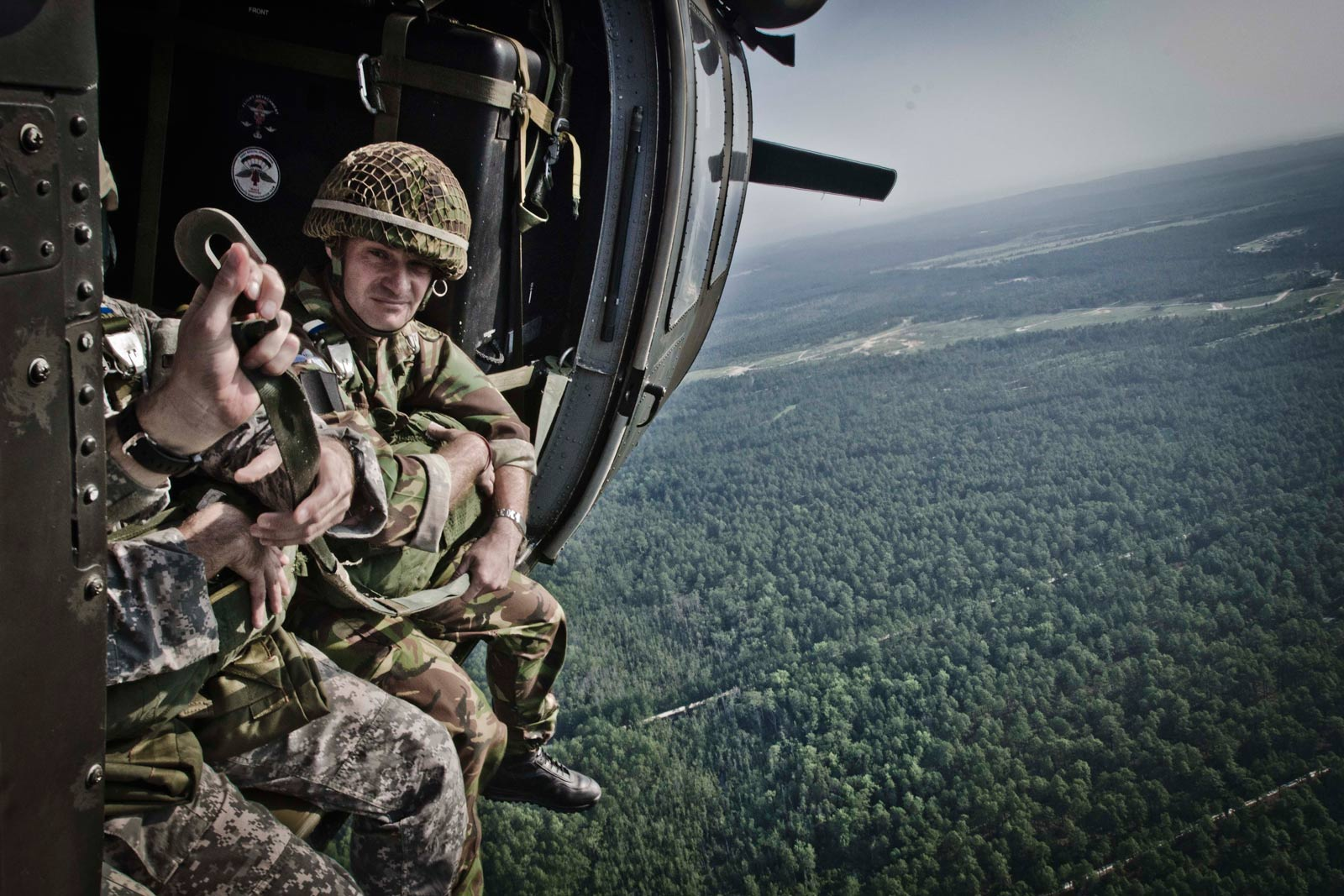 Boots on the Ground: 173rd Airborne Brigade – Maiden on ...