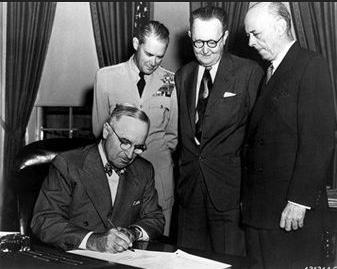 Truman National Security Act 1947