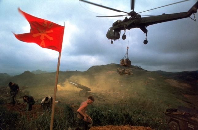 ROUTE 9 OFFENSIVE-VIETNAM