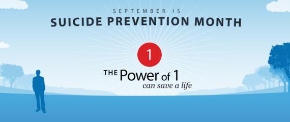 Suicide prevention month