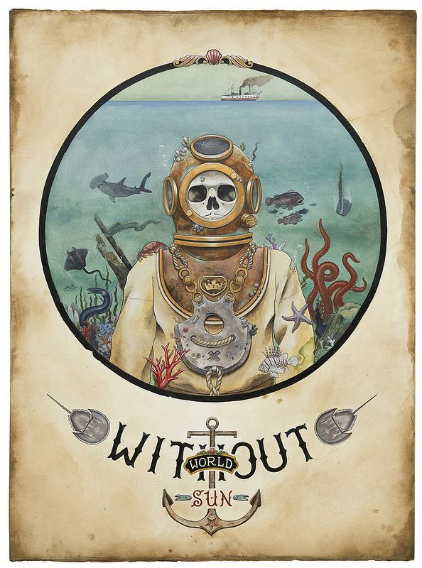 Skull illustrations by Derek Nobbs
