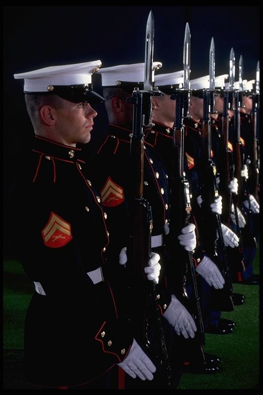 Happy 239th Birthday, Marines! – Maiden on the Midway