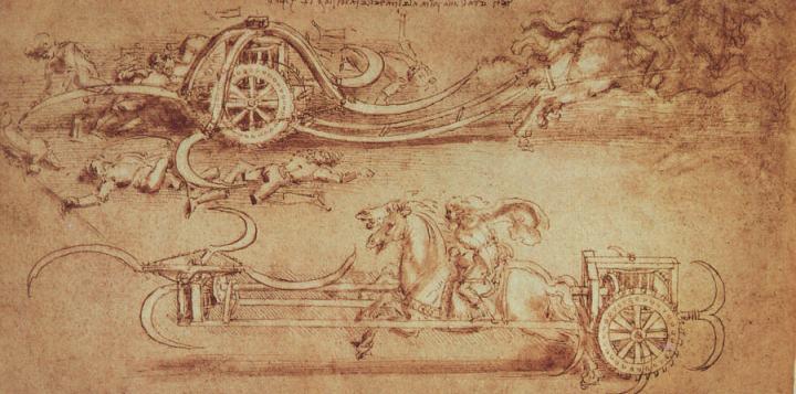 Assault chariot