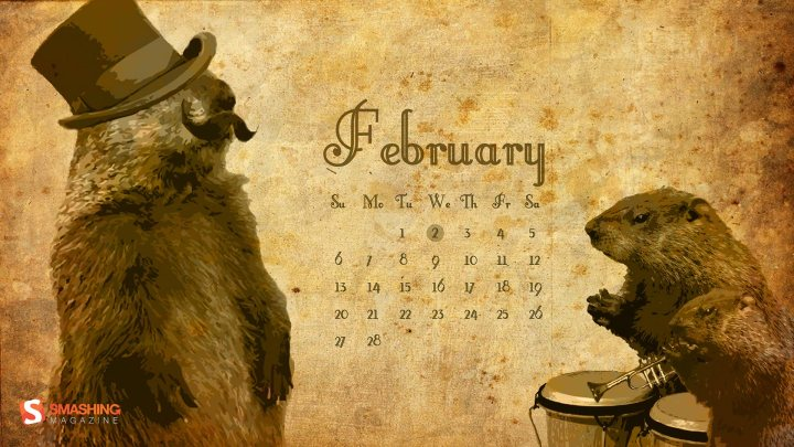 Happy-Groundhog-Day-Clipart-11