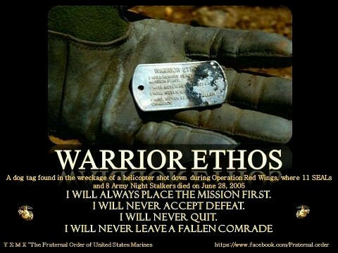 Warrior Ethos Maiden On The Midway