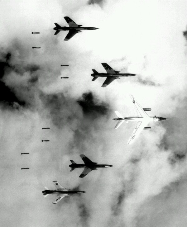 THE US Steps Up its Roll in Vietnam, 2 March 1965: Operation Rolling Thunder