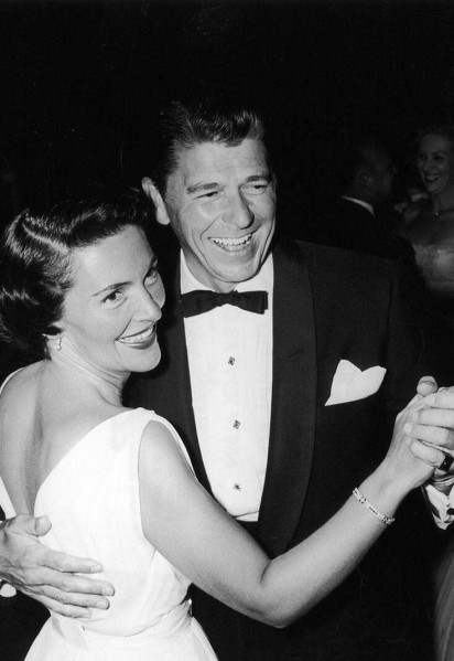 NANCY AND RONALD REAGAN