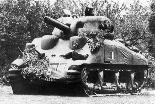 WWII Fake Army