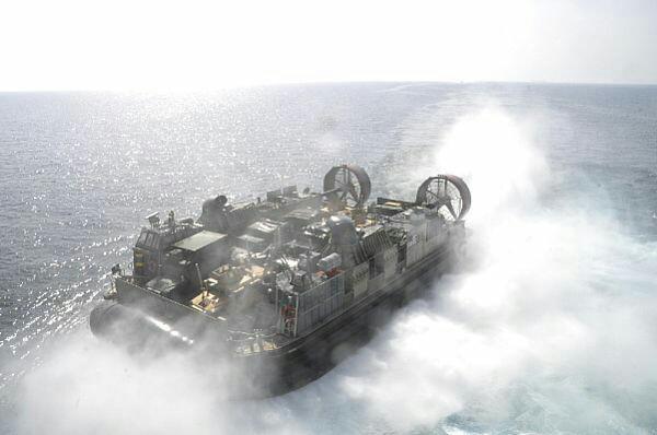 LCAC, US Navy